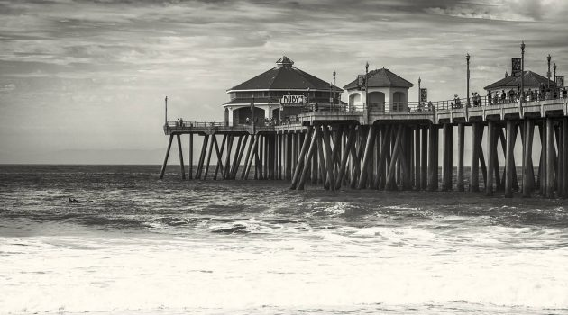Photographing Huntington Beach