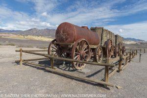 Harmony Borax Mine and Museum